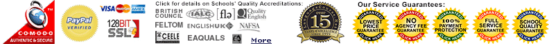 Accreditations and Guarantees